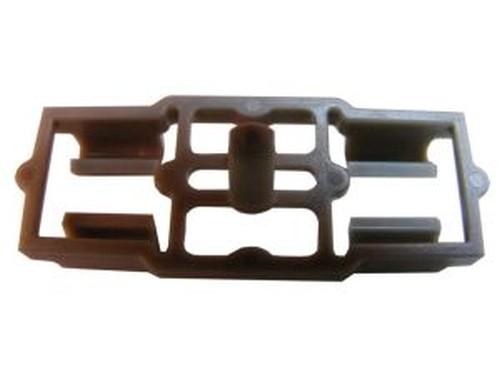 Ajtódíszléc rögzítő patent 36,61x14 szürke, 5 db/csomag BMW
