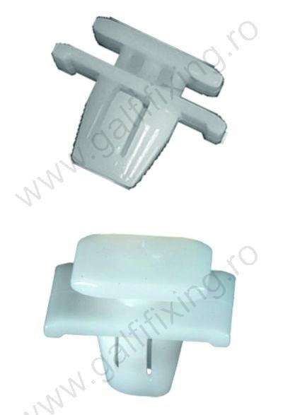 Ajtódíszléc rögzítő patent 14,7x11,7x9,5, 10 db/csomag, Honda