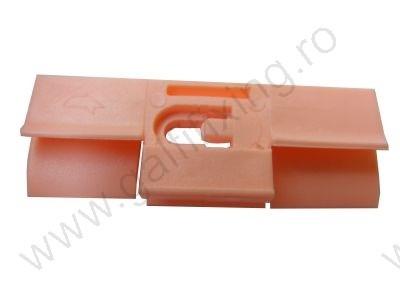 Első szélvédő díszléc rögzítő patent 44x15 rózsaszín, 2 db/csomag, Honda Rover