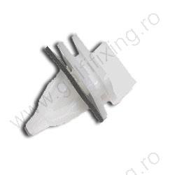 Díszléc rögzítő patent, 15,5*18*20,6, 10 db/csomag, Honda