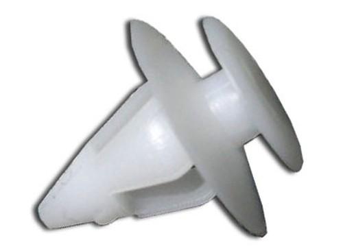 Ajtókárpit rögzítő patent 13x8,5x14,7 fehér, 10 db/csomag Toyota Lexus