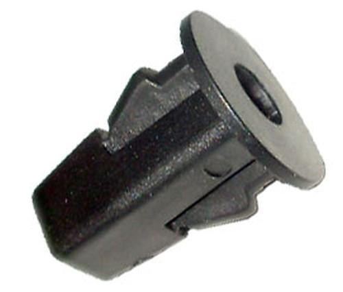 Kárpitrögzítő patent 16x8,2x8,2x18,7 fekete, 10 db/csomag Toyota