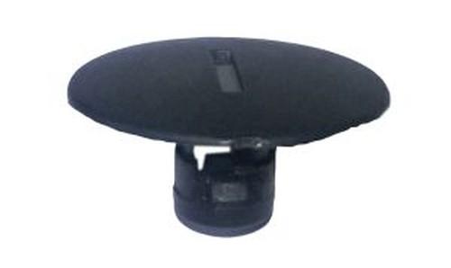 Belső szőnyeg rögzítő patent 24,8x8x10,5 fekete, 25 db/csomag Nissan Suzuki