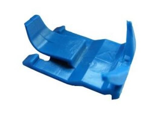 Ajtótömítő gumi rögzítő patent 18x27 kék, 5 db/csomag Hyundai