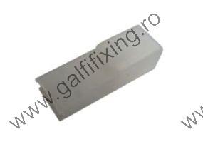 Műanyag szigetelő 4,8 mm-s csúszóérintkező hüvelyhez (160153)