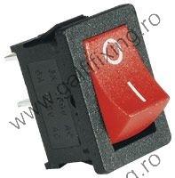 Billenő kapcsoló, 12 V/ 3 A, 20x13 mm, 2 db/csomag