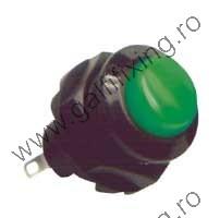 Nyomógomb-zár 250 V/1,5 A, 2 db/csomag