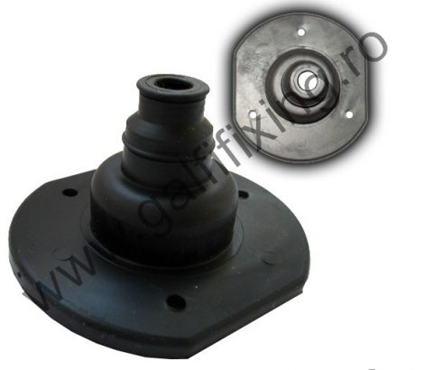 Utánfutó csatlakozó aljzat porvédő gumi, Hella, 1 db/csomag