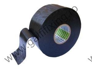 Önvulkanizáló szalag, fekete, NITTO, 10mx38mm, 1 db