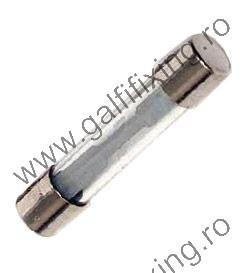 Üveg biztosíték, 6,3-32 mm, 12-24 V, 5  A, 10 db/csomag