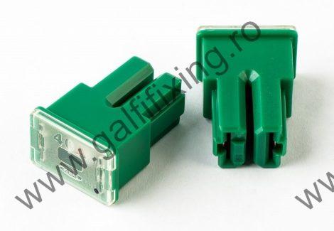 Főbiztosíték műanyag házban, 40 A, 2 db/csomag