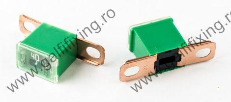 Főbiztosíték műanyag házban (II.), 40 A, 2 db/csomag