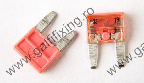 Micro villásbiztosíték, 4 A, 25 db/csomag