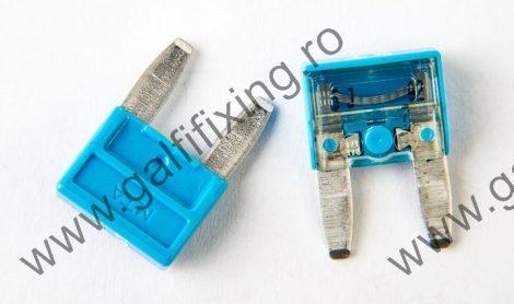 Micro villásbiztosíték, 15 A, 25 db/csomag