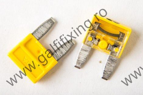 Micro villásbiztosíték, 20 A, 25 db/csomag