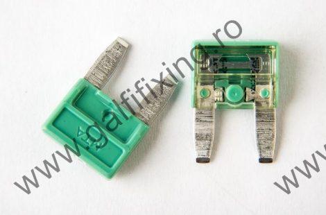 Micro villásbiztosíték, 30 A, 25 db/csomag