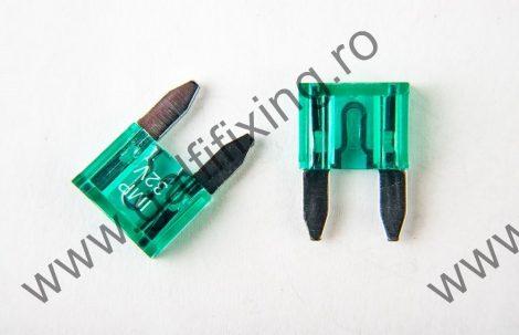Micro villásbiztosíték IMP Italia, 30 A, 25 db/csomag