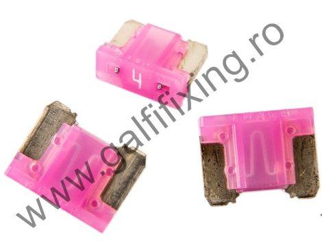 Mini villás biztosíték- IMP Italia, 4 A, 10 db/csomag