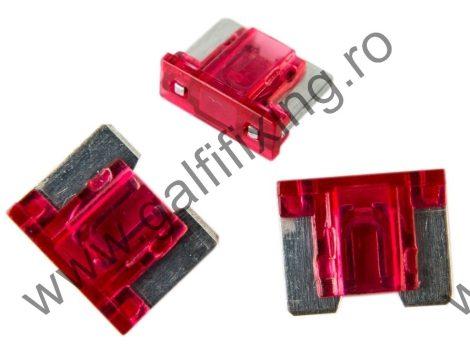 Mini villás biztosíték- IMP Italia, 10 A, 10 db/csomag