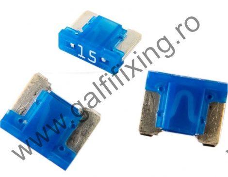 Mini villás biztosíték- IMP Italia, 15 A, 10 db/csomag