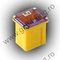 Mini főbiztosíték műanyag házban, rövid (I), 20 A, 2 db/csomag