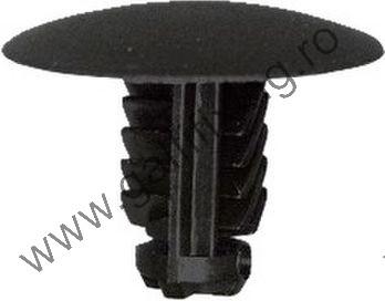 Hangszigetelés rögzítő patent motortérbe, 20,1x8,5x14 10 db/csomag Fiat, Alfa Romeo, Lancia