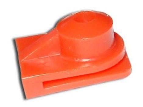 Univerzális műanyag lemezanya 4,2x16,7x12x3,3, piros, 25 db/csomag Fiat Alfa Romeo Lancia Iveco Seat