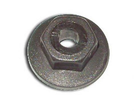 Kerékjárati dobbetét rögzítő patent 16xM6, 25 db/csomag Fiat