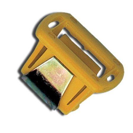 Fényszóró rögzítő patent 16,6x11x15 -narancsárga, 10 db/csomag Fiat