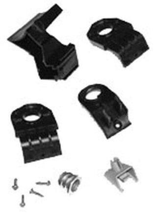 Fényszóró rögzítő patent készlet (jobbos) Fiat