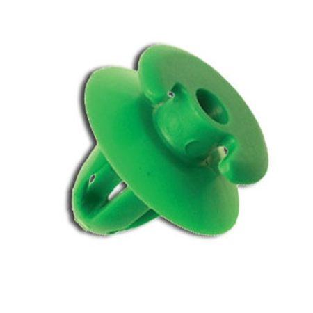 Ajtókárpit rögzítő patent 15x8x11,2 zöld, 10 db/csomag BMW Mini