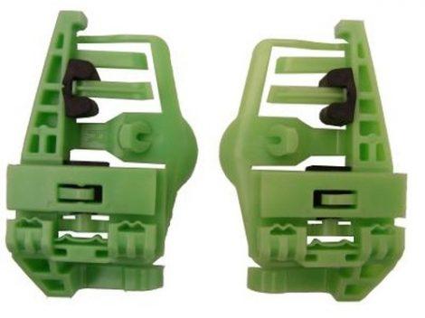 Első ajtóüveg rögzítő patent zöld 2db/cs BMW