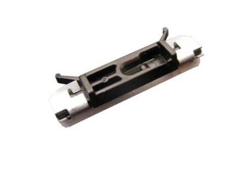 Első szélvédődíszléc rögzítő patent 40x13 szürke+fekete, 5 db/csomag BMW Mini