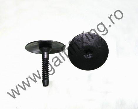 Motorvédő burkolat (pajzs), küszöbdíszléc rögzítő patent, 24*4*23,8, BMW, 10 db/csomag