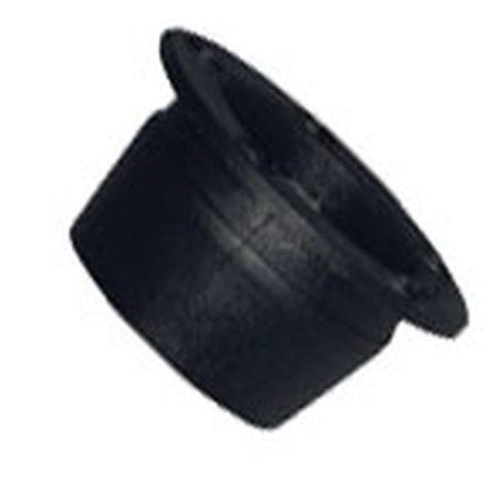 Ajtókárpit rögzítő patent hüvely 11x8,2x5 fekete, 10 db/csomag Citroen Peugeot