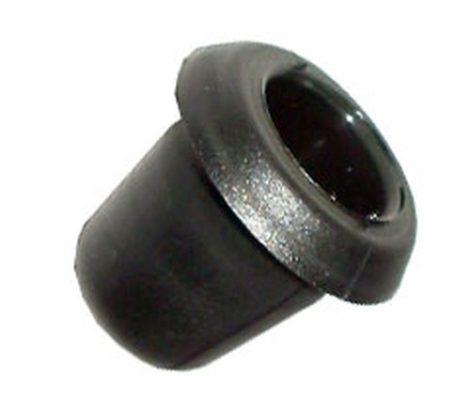 Díszlécrögzítő patent 14,8x10,8x12 fekete, 25 db/csomag Citroen Peugeot
