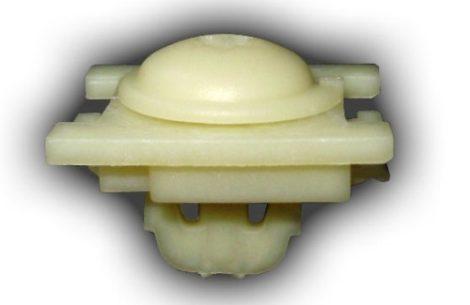 Első sárvédő rögzítő patent 25x31,5x16x5x11,5 natúr, 5 db/csomag Citroen Peugeot