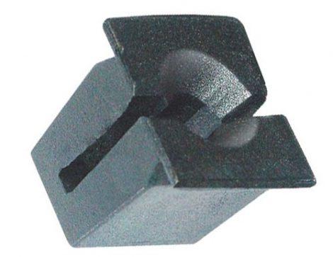 Univerzális patent 4,8x5,5x10x13,5x13 fekete, 10 db/csomag Ford Univerzális