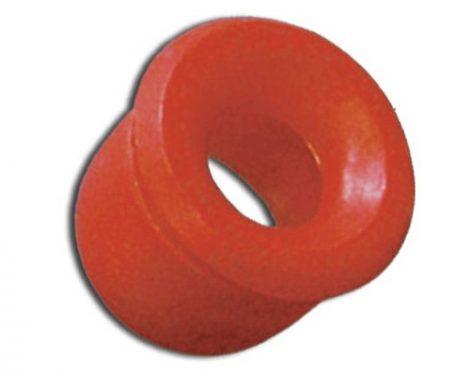 Díszlécrögzítő patent hüvely 10,3x9x8 piros, 10 db/csomag Mercedes Benz