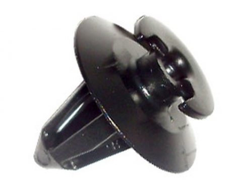 Ajtókárpit rögzítő patent 11,5x7,5x13,3 fekete, 10 db/csomag Mercedes Benz