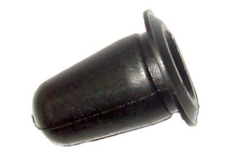 Kárpitrögzítő patent hüvely 12,7x8,5x15 fekete, 10 db/csomag Mercedes Benz Rover