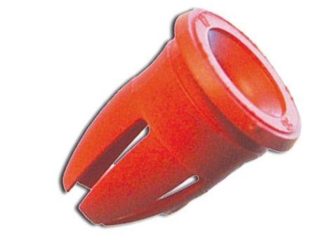 Kárpitrögzítő patent hüvely 11,5x9x13,3 piros, 25 db/csomag Mercedes Benz