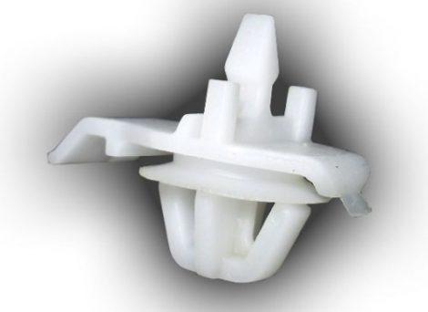 Oldaldíszléc rögzítő patent 19x32x9,8 fehér, 10 db/csomag Mercedes Benz