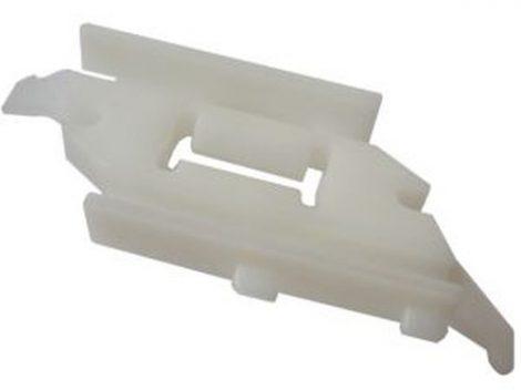Oldaldíszléc rögzítő patent - bal sárvédő 55x28 fehér, 2 db/csomag Mercedes Benz