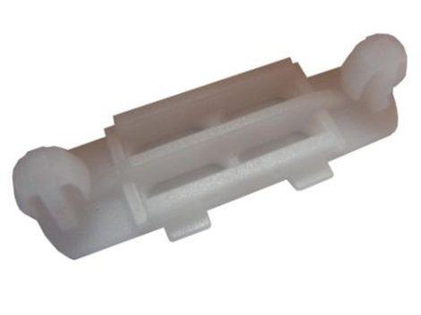 Díszlécrögzítő patent - hátsó sárvédő 47,5x18x8,5 fehér, 5 db/csomag Mercedes Benz