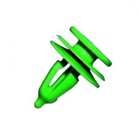 Ajtókárpit rögzítő patent 14,8x7x16,8 zöld, 10 db/csomag Chrysler