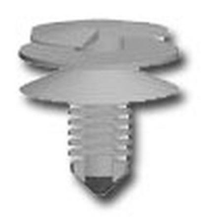 Ajtókárpit rögzítő patent 19x7x21,2 natúr, 10 db/csomag Opel GM Daewoo Chevrolet
