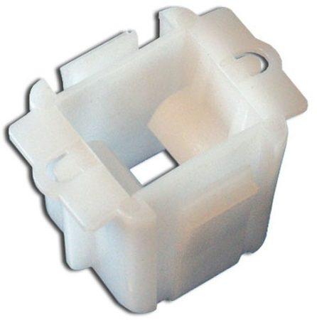 Fényszóró rögzítő patent 23x28x20 fehér, 5 db/csomag Opel GM