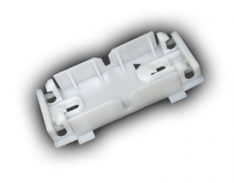 Díszlécrögzítő patent 75x30 fehér, 5 db/csomag Opel GM