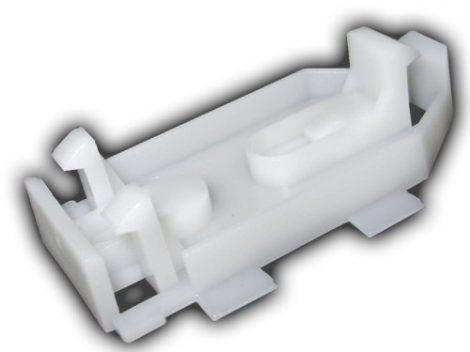 Díszlécrögzítő patent 52x25 fehér, 5 db/csomag Opel GM